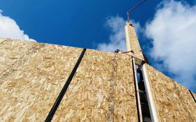 Building a Home With Formance Panels [CASE STUDY]